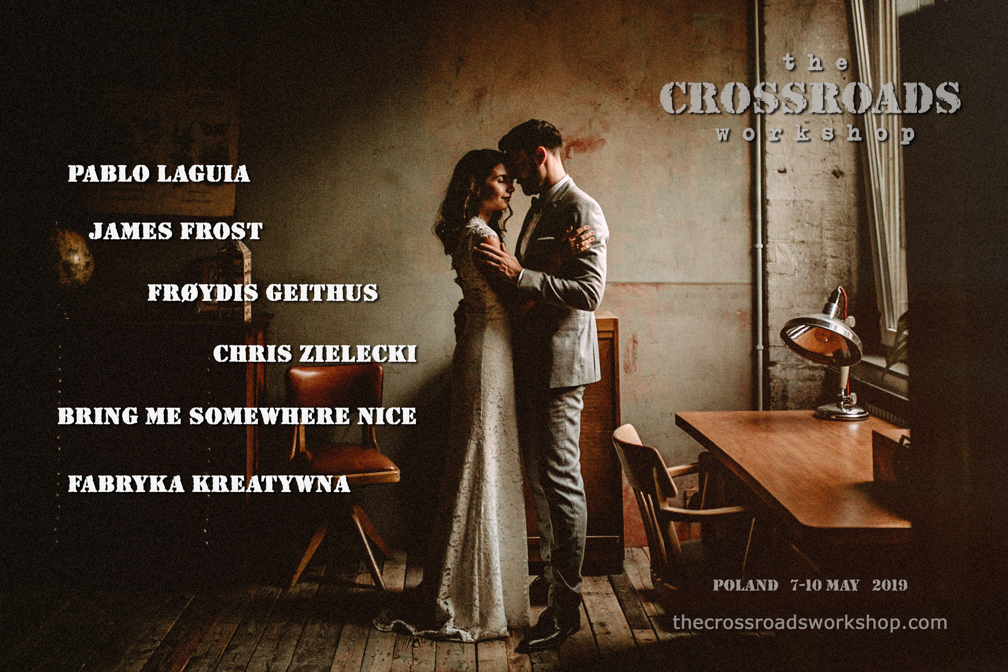 crossroads workshop poland wedding photography
